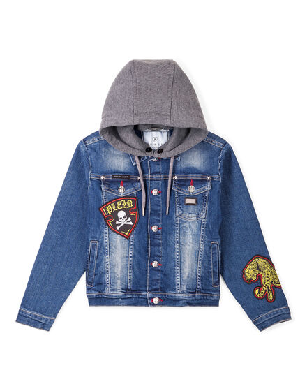Denim Jacket Dynamite