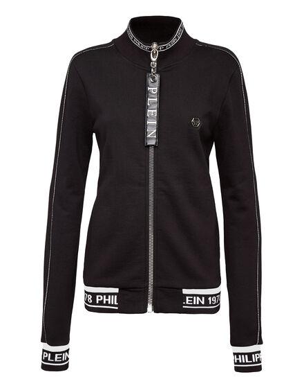 Jogging Jacket Shiny Jacket