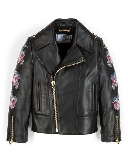leather jacket jasmine