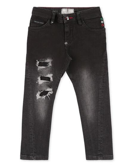 Denim Trousers  Gothic Plein