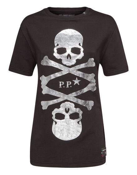 T-shirt Round Neck SS Sandy Mill