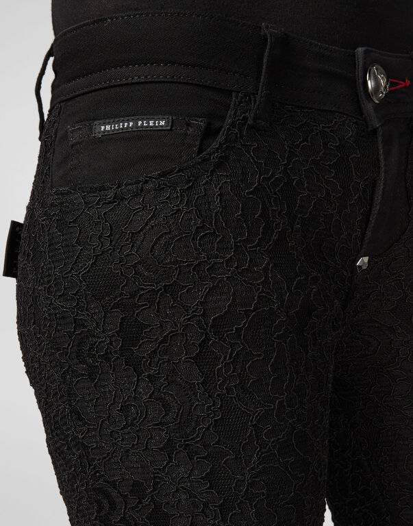 Slim Fit Lace