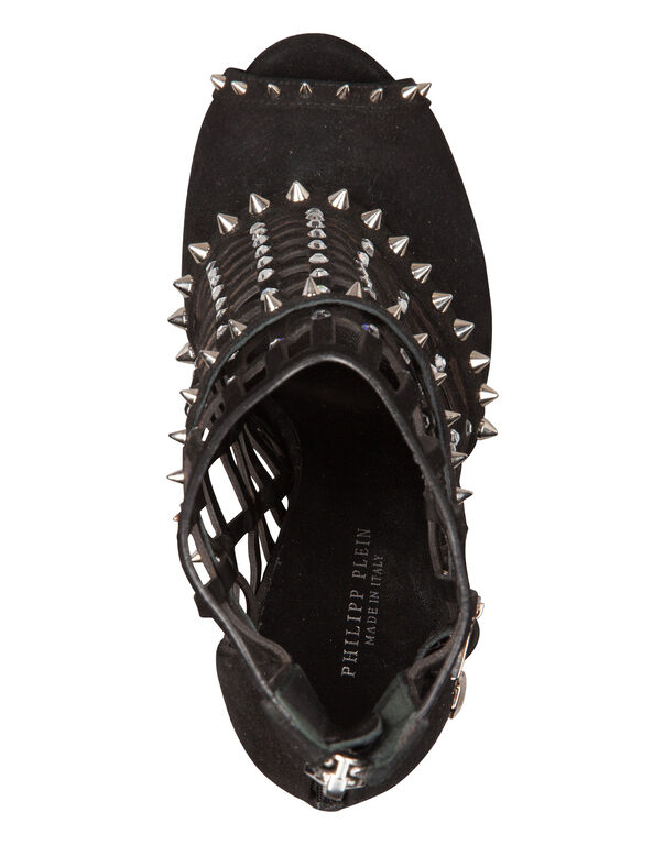 """Sandals High Heels """"Deep"""""""