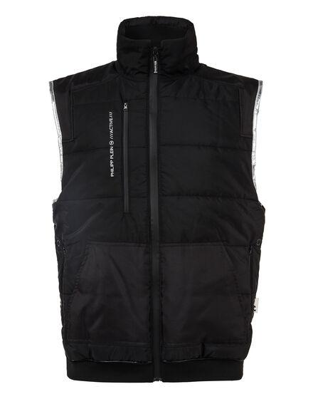 Short Vest XYZ Scratch
