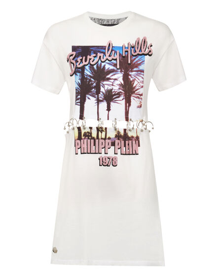 T-Shirt Short Dresses PP1978