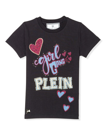 T-shirt Round Neck SS Pride Girl