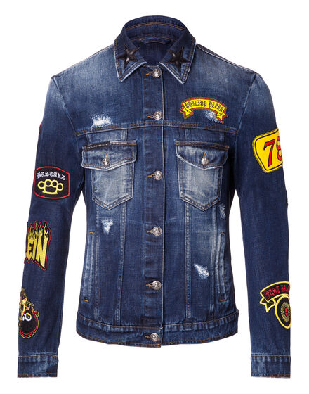 Denim Jacket Money