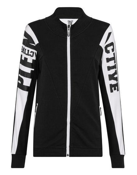 Jogging Jacket Geometric