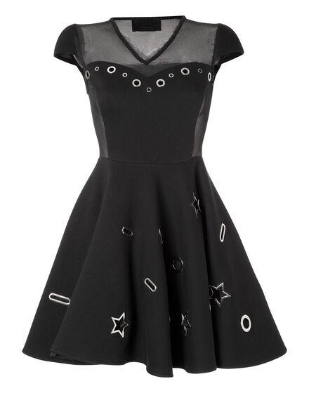 Knit Dress Porong