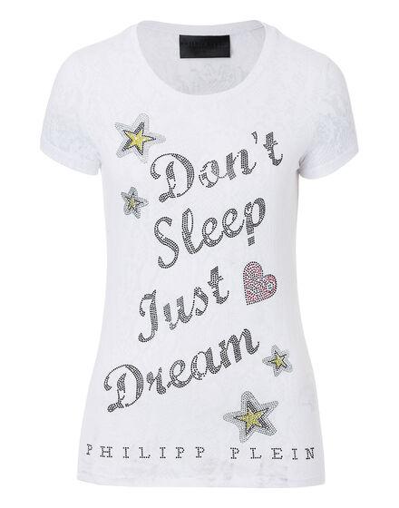 T-shirt Round Neck SS Dream