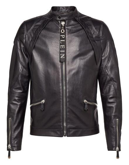 Leather Jacket Shake It Off