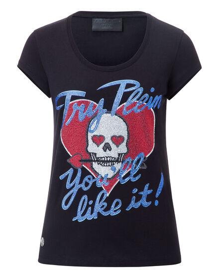 T-shirt Round Neck SS Balinay Ocy