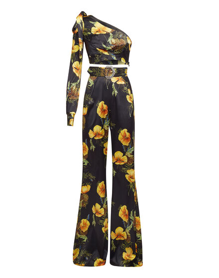 Top/Trousers In Flowers