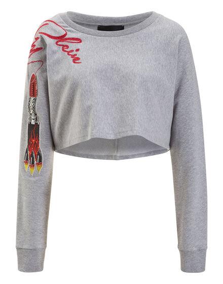 Crop sweatshirt Mambo