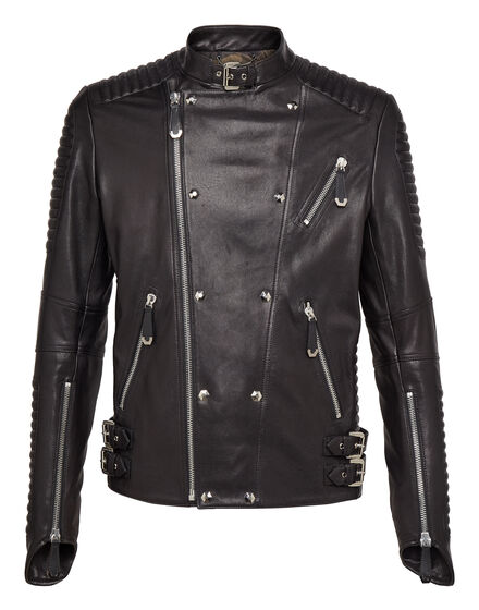 Leather Jacket Antosha