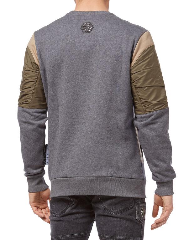 "Sweatshirt LS ""willy"""