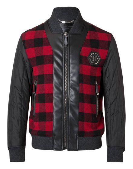Nylon Jacket Ujigami