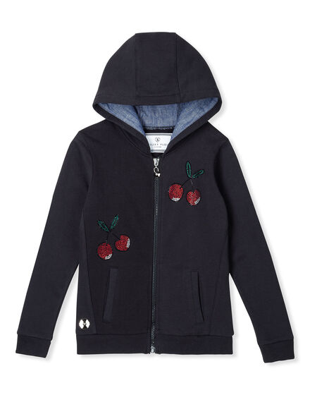 Hoodie Sweatjacket Holly Smark