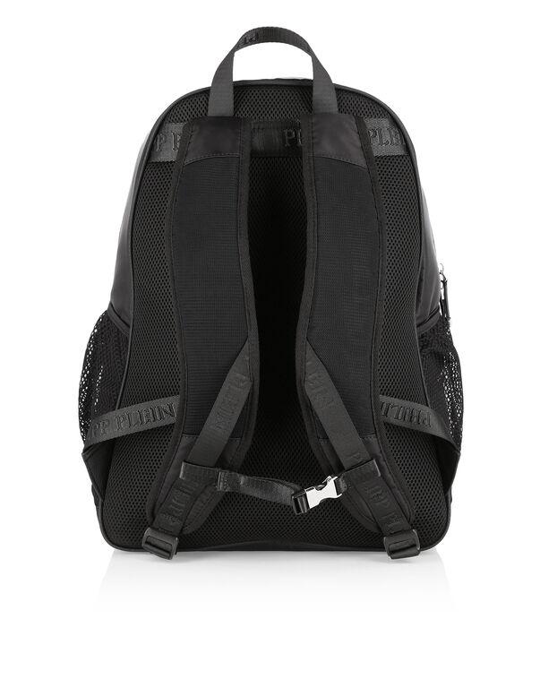 Backpack XYZ Skull and Plein
