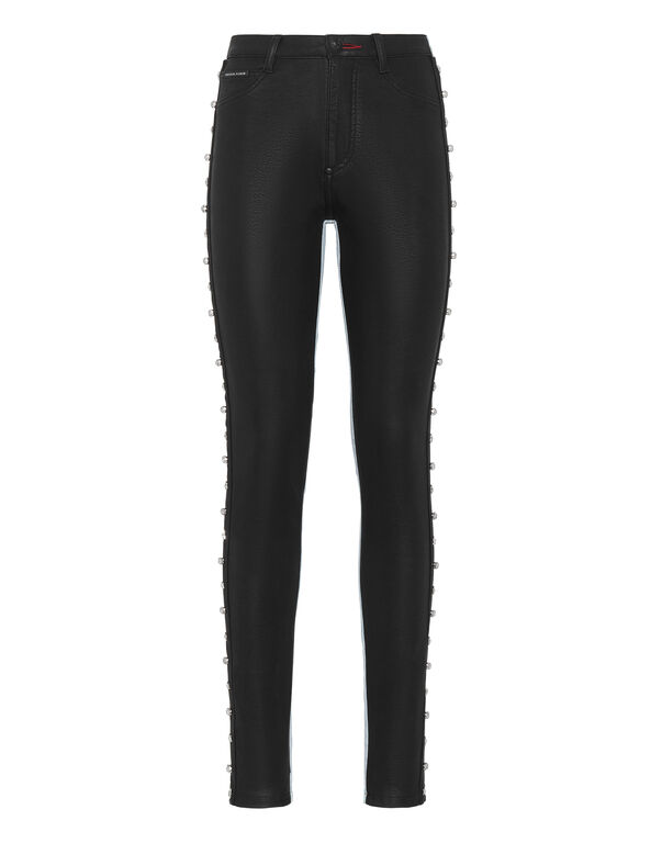 High Waist Jegging Studs