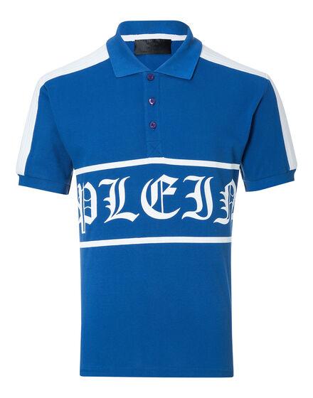 Polo shirt SS Neon