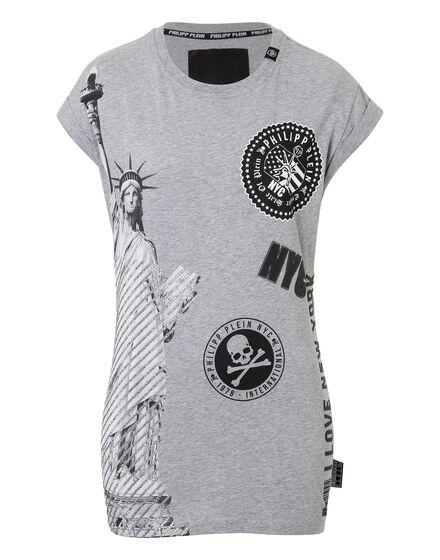 T-shirt Round Neck SS gary
