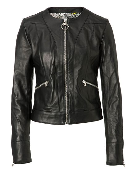 Leather Jacket Totality