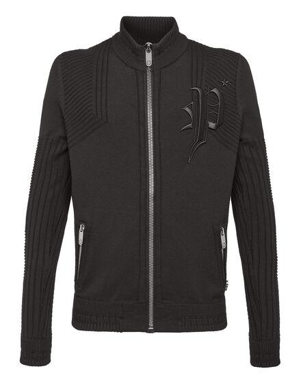 Knit Jacket Gothic P