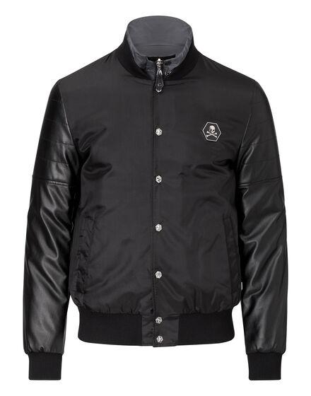 nylon jacket enrich me