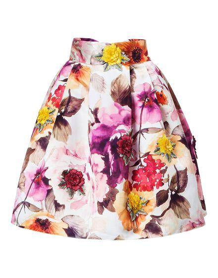 Short Skirt Pink Paradise
