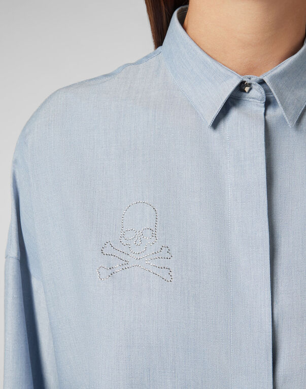 Shirt Dress Skull