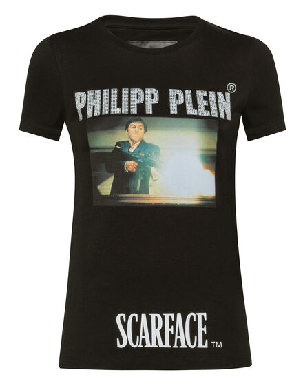 T-shirt Round Neck SS Scarface