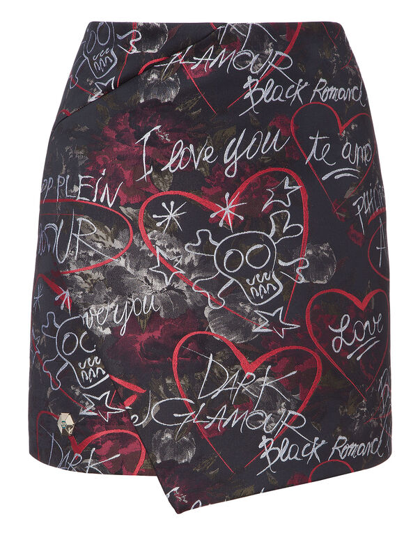 "skirt ""in my pocket"""