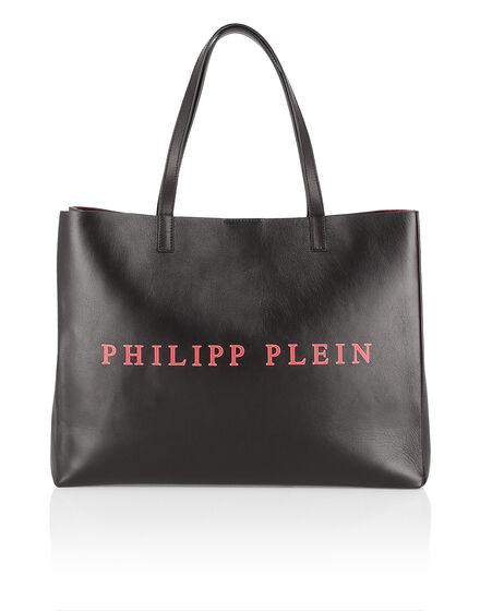 Handle bag small Graphic Plein