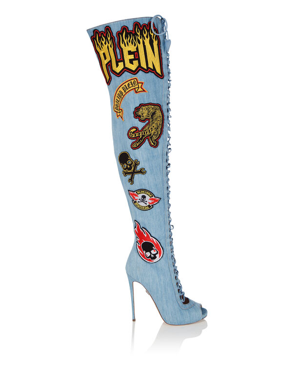 """Boots High Heels High """"Kobra love high"""""""