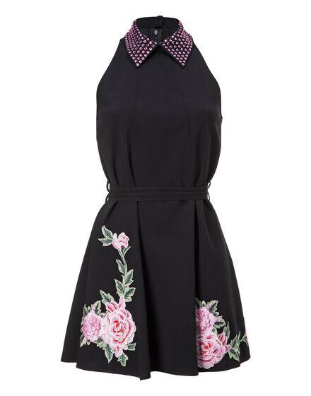 Short Dress Narcissia Brewster