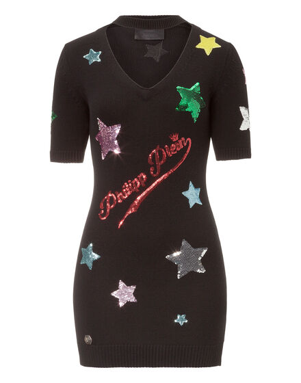 Knit Dress Diospyros