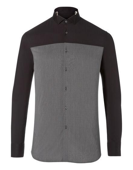 Shirt Platinum Cut LS Pressure
