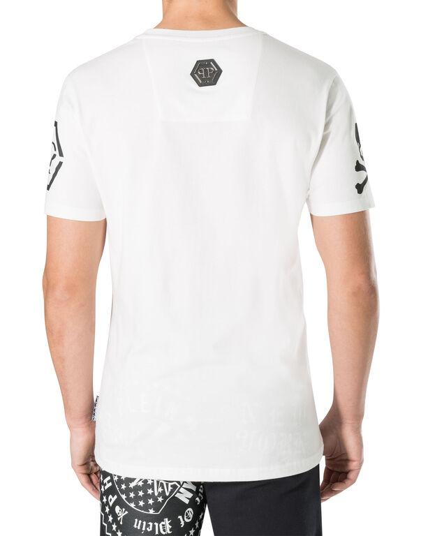 """T-shirt Round Neck SS """"blade"""""""
