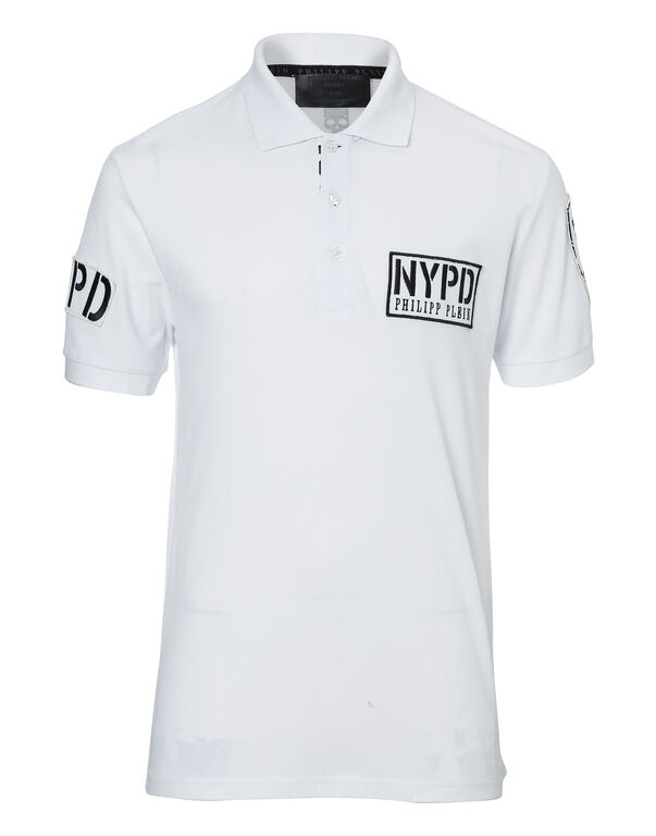"Polo shirt SS ""NYPD"""