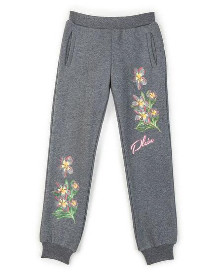 Jogging Trousers - Bouquet Parrot