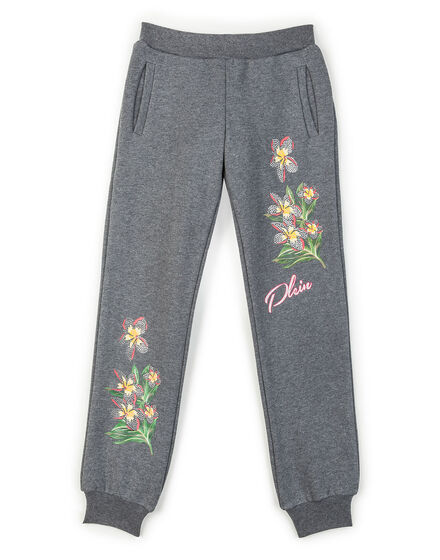 Jogging Trousers - Bouquet Parrot