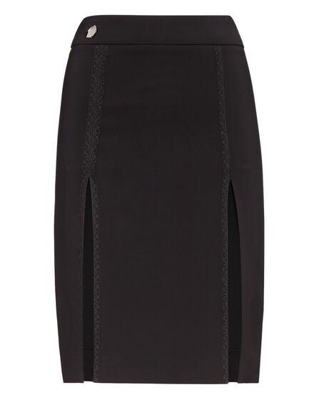 Short Skirt Nothing Is Promised