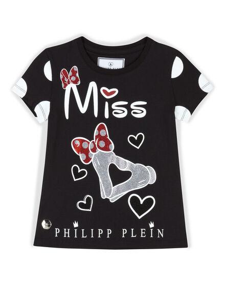 T-shirt Round Neck SS Honey Miss