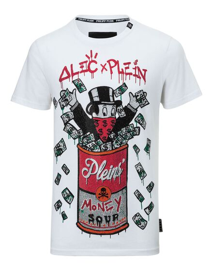 T-shirt Round Neck SS Monopoli five