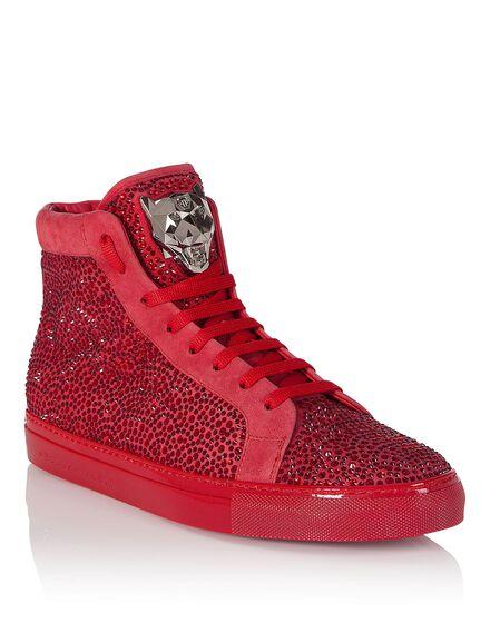 Hi-Top Sneakers Take my hand