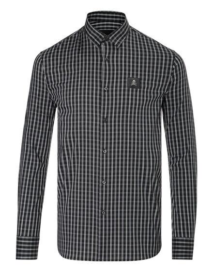 Shirt Platinum Cut LS Clarence