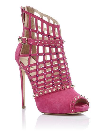 Sandals High Heels Deep