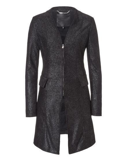 Leather Coat Acanthaster