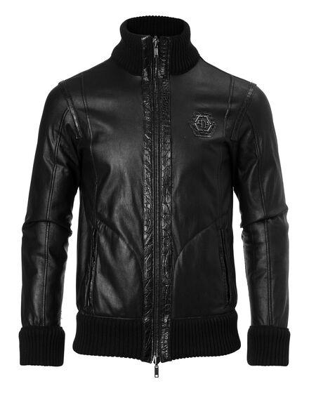 Leather Jacket Sheldon